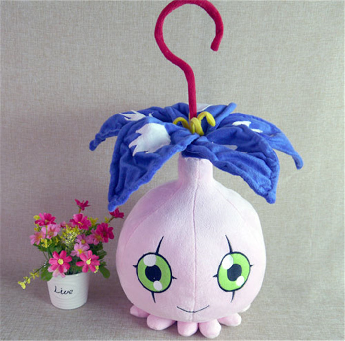 digimon Digital Monsters toys anime Pyocomon plush toy 45cm short doll pillow Takenouchi ...