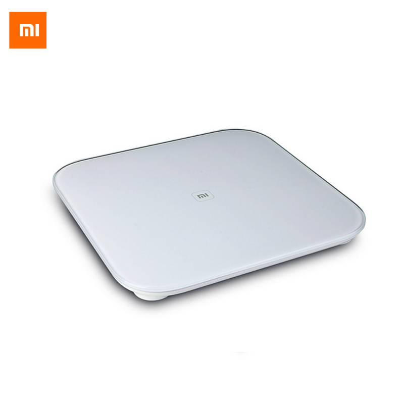 Original Xiaomi Scale Mi Smart Body Weight Digital Scale Support Android IOS Bluetooth 4.0 Above Smartphone Remote Control  цены