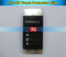 For Samsung S7  Front Protctor Film Front screen Protector Film for Samsung Cracked Lcd Refurbishment Free shipping
