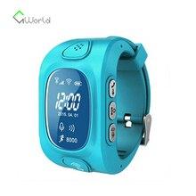 Smart Child Watch SIM Card Calling Phone GPS Wifi Location Tracker Remote Monitor Wristwatch Child Anti Lost Clock GSM Phone