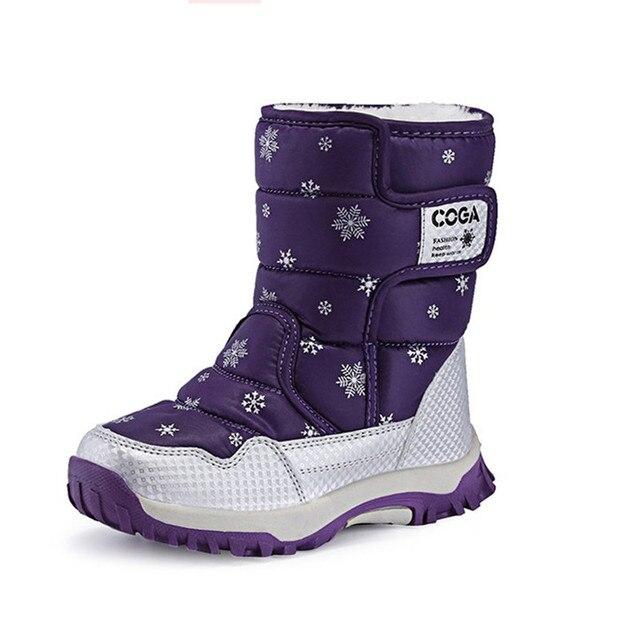 f98d724ef Китай лучший бренд на осень-зиму детские ботинки Детская мода зимние сапоги  мальчики и девочки