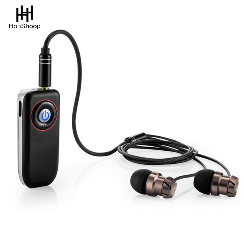 все цены на Bluetooth Receiver Wireless Bluetooth 4.1 Microphone and 3.5mm Cable Output for Car, Stereo Audio System, Cell Phone, Headphones онлайн
