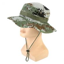 Camouflage Tactical Military Men Hat RipStop Combat Cap Hats Summer Breathable Outdoor Sport Hiking Fishing Caps UV Protection