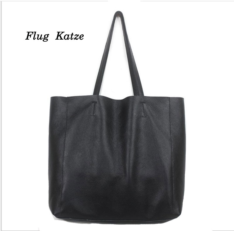 100% Genuine Leather Bag Large Women Leather Handbags Famous Brand Women shopping Bags Big Ladies Shoulder Bag Bolsos Mujer composite bag brand women handbag fashion women genuine leather handbags new women bag ladies women messenger bags bolsos mujer