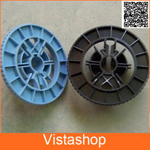 1Pcs Compatible Black Spindle Hub For HP DesignJet 5000 5100 5500 4000 Plotter Partrs backless one piece swimwear