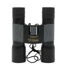 Datyson 12×32 телескоп HD полный покрытием бинокль с Smartphone адаптер для Товары для птиц Охота Кемпинг
