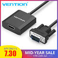 Vention VGA to HDMI Converter Cable Adapter With Audio 1080P VGA HDMI Digital Analog Adapter for PC Laptop to HDTV Projector