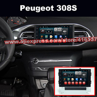 8 Inch In Dash Stereo With Dvd Player For Peugeot 308 S Android Quad Core System