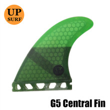 1pc Future fin central fins mid of the surfboard one fin G5 central development of central makkah