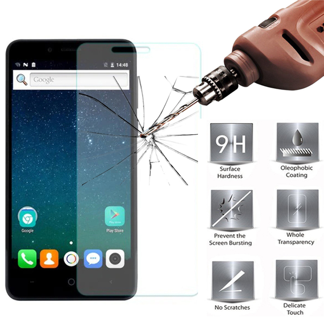2.5D Tempered Glass Screen Film Protector For Leagoo M5 Plus M7 M8 M9 S8 Pro S9 Power 2 Power 5 Kiicaa Power T8S S11 Z5 M11
