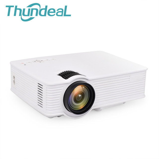 Best Offers ThundeaL GP9 Mini Projector HD 3D Beamer Home Theater Portable Video HDMI USB AV SD LCD Optional ( GP9W WiFi Android Projector )