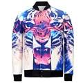 Alisister 2017 new fashion men/women 3d jacket print animal tiger/Cat/Leopard coat winter Casual mens harajuku jackets clothing