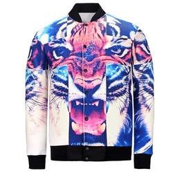Alisister 2017 new fashion men women 3d jacket print animal tiger cat leopard coat winter casual.jpg 250x250
