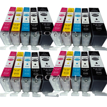 Get more info on the PGI-580 CLI-581 Compatible ink Cartridge For Canon PIXMA TS8150 TS8151 TS8152 TS9150 TS9155 TR7550 TS6150 printer