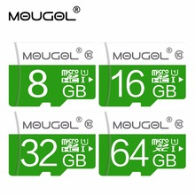 Big Discount Green Memory Card 4GB 8GB 16GB 32GB 64GB 128GB USB Flash High Speed Micro SD Card Free Ship TF Microsd Card(China)
