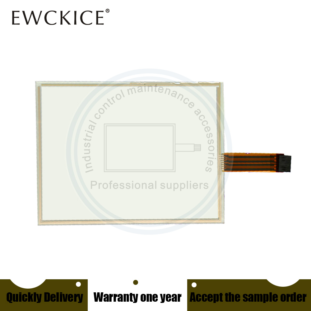 NEW PanelView Plus 1000 2711P-B10C4B1 2711P-B10C4B2 HMI PLC touch screen panel membrane touchscreen