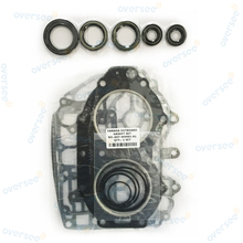 OVERSEE 66T-W0001-01 40HP 2-Stroke 2cyl 1998 on Powerhead Gasket & seal kit