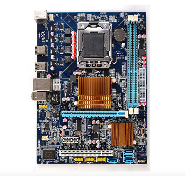 100% OEM New X58M Server motherboards LGA 1366 DDR3 ECC Quad-Core CPU 16GB All-Solid X58 Desktop Motherboard free shipping used free shipping for biostar ta770xe3 motherboard ddr3 memory dual core quad core motherboards all solid board