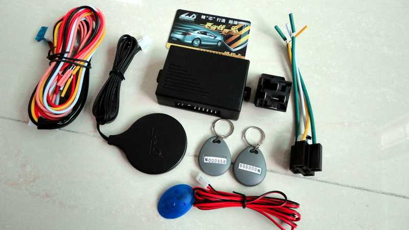 Detail Feedback Questions about anti theft car alarm 125KHz