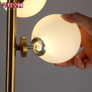 Image 3 - Đèn LED Hiện Đại Phòng Khách Đứng Đèn Bắc Âu Đèn Đầu Giường Chiếu Sáng Nhà Deco Chiếu Sáng Trang Trí Phòng Ngủ Đèn Sàn