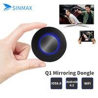 New Q1 Ezcast Miracast Tv Stick Better Than Google Chromecast HDMI 1080p TV Stick WIFI Display