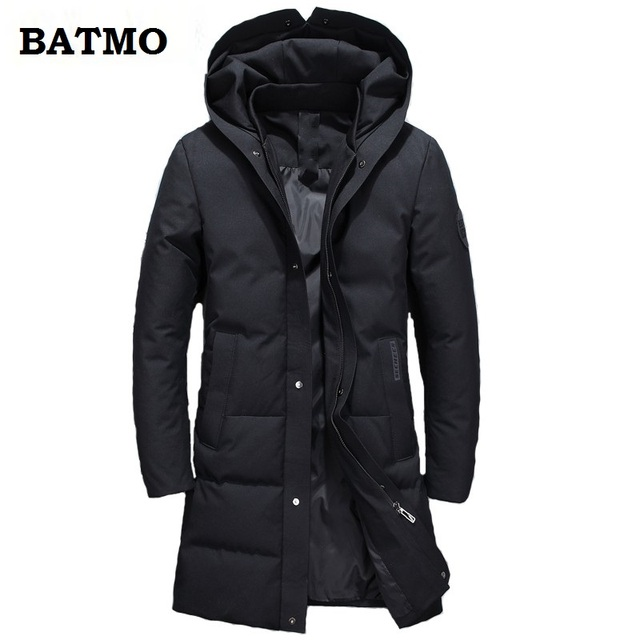 d101044b6eacb 2018 new winter high quality men s fashion hooded long down jacket ...