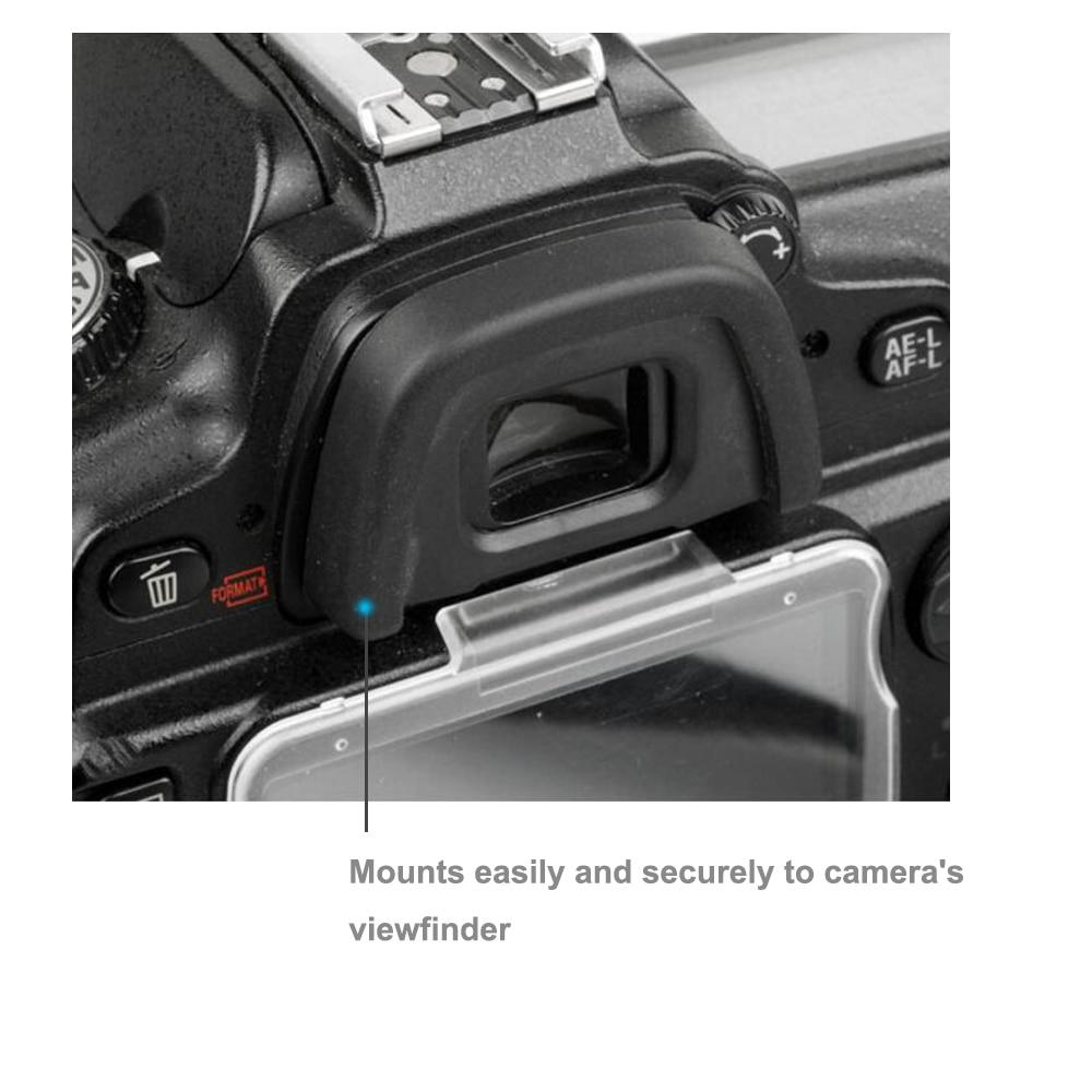 LXH 2Pcs înlocuiește obiectivul Nikon DK-23 cu ochi pentru ochi - Camera și fotografia - Fotografie 6