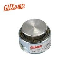 GHXAPM altavoz por vibración de 44 MM y 20W, dispositivo de sonido plano de resonancia, sonido de graves, bricolaje, 1 ud.