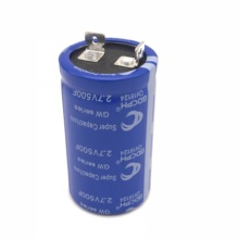 1PCS Farad Capacitor 2.7V 500F 35 * 60mm Supercapacitor Drops Automotive Capacitor through Universal Orifice