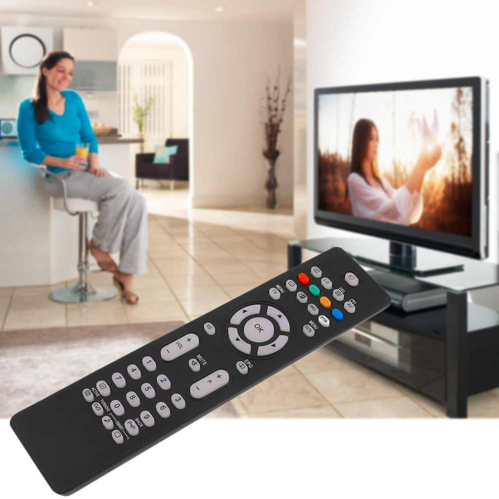 Universal Replacement IR Remote Control 433MHZ For Philips Controller Television