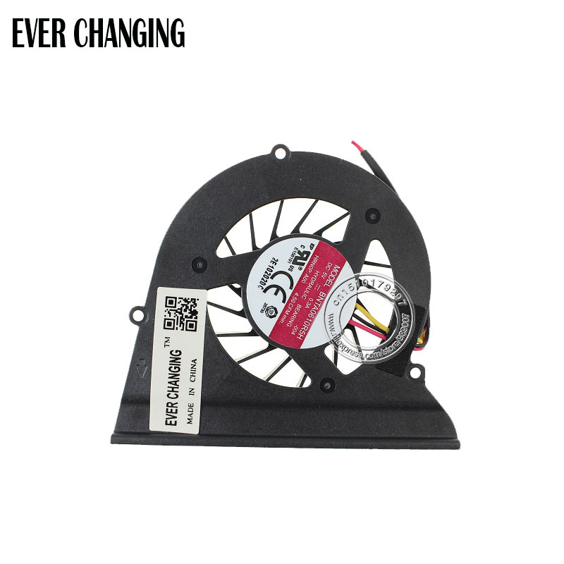 CPU Cooling Fan For Dell Alienware M11 M11X BNTA0610R5H 5M8N2 CN-05M8N2 5V 0.3A 3pin