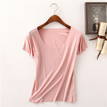 Fashionable and comfortable breathable leisure women T – shirts   AT13
