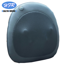 HFR-858-5D HealthForever Brand DC12V Electric Pillow Back Kneading Rolling Shiatsu Full Body Lumbar Home&Car Massage Cushion