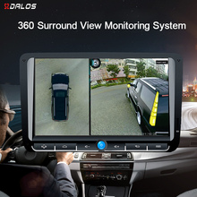 SZDALOS для внедорожник HD 360 градусов 3D Surround вождения Bird View панорама с 4 автомобиля камера 1080 P регистраторы