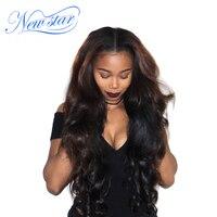 New Star Brazilian Body Wave Virgin Hair Natural Color 100 Unprocessed Human Hair Weaving