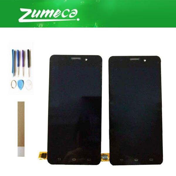 Pour Philips Xenium V526 LCD Display + Écran Tactile Digitizer Assemblée Noir Couleur Avec Outils et Bande