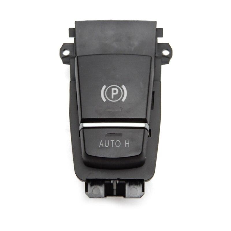 AUTO Parking Brake Switch for BMW X5 F10 F11 F18 750LI 760LI 750I 740LI F01 F02 F03 F04 F07 2012 2013 2014 2015 new auto parts for bmw 5 series x3 f10 f18 stop switch handbrake switch automatic start and stop parking brake