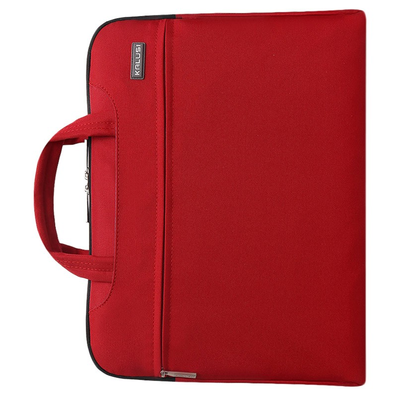 New waterproof arrival laptop bag case computer bag notebook cover bag 14 inch for Apple Lenovo Dell Computer bag(Red)