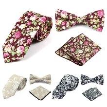 Men's Tie Sets Classic Men's Printed Necktie Set