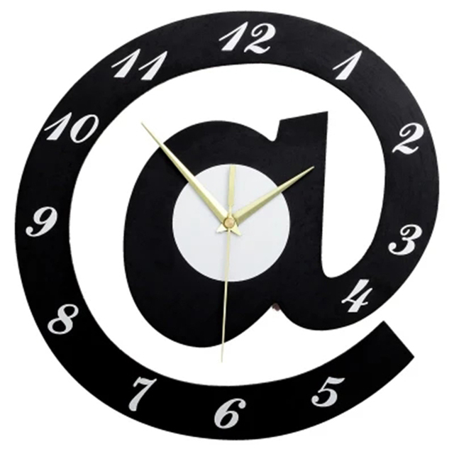 Large 3d Creative Diy Wall Clock Modern Design Separate Numbers Silent Nordic Kitchen Clock Wanduhr Wall Clocks London 50CW359