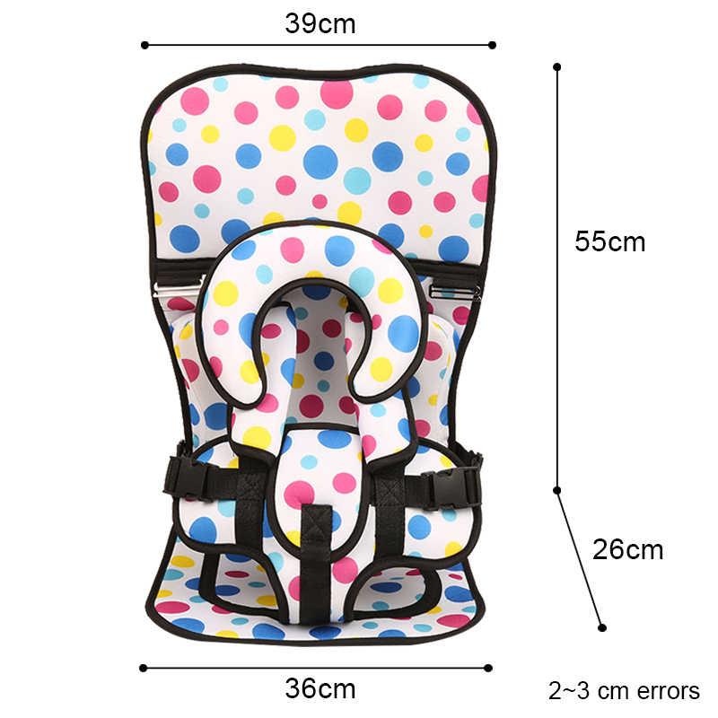 Potável para Crianças Cadeira de Assento de Segurança Do Bebê Multifunções Crianças Crianças Assento Almofada Sentado Colchão Macio Almofada Plus Size até 7 anos