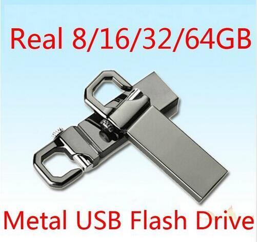 Precio CALIENTE 2016 vara de metal usb flash drive 16 GB 32 GB 64 GB 128 GB 256 GB 512 GB pen drives flash drive usb OTG Disco de U Pend