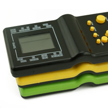 Classic Handheld Game Console with Tetris and Block Games
