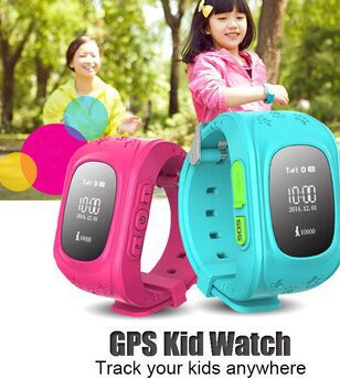Kids Gps Watch Tracker Q50 W5 Wristbrand Smart Child Bracelet In Trackers From Automobiles Motorcycles On Aliexpress Alibaba
