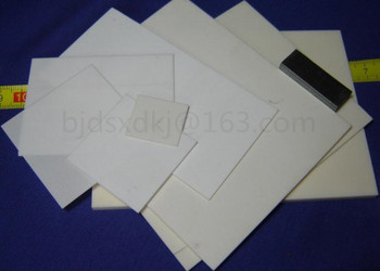 96% Alumina Ceramic Plate,Ceramic Plate, Alumina Ceramic substrates 140*190*0.6