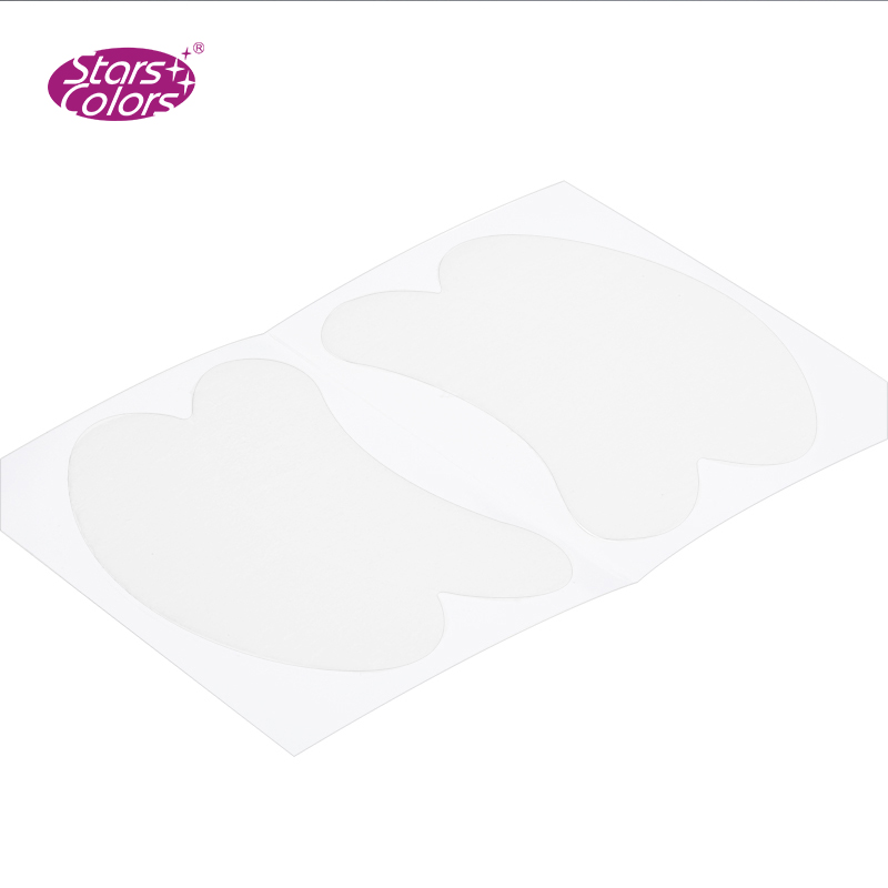 Image 5 - 300 pairs/lot High Quality Thin Gel Patches Under Eye Pads Eyelash Extension Patches Tips Stickers Cilia MakeUp Tools-in Toiletry Kits from Beauty & Health