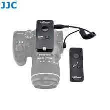 JJC 2.4 GHz Cámara Inalámbrica de RF de Control Remoto 100 Metros Distancia 16 Millones de Canal para PENTAX CS-310 de Cámaras Compatibles