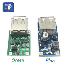 DC-DC Boost Module (0.9V ~ 5V) 600mA Boost Converter Step Up Module USB Mobile Power Boost Board(China)