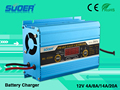 Suoer Intelligent Digital Display Fast Battery Charger 12V 30A Universal Auto Battery Charger(DC-1230A)
