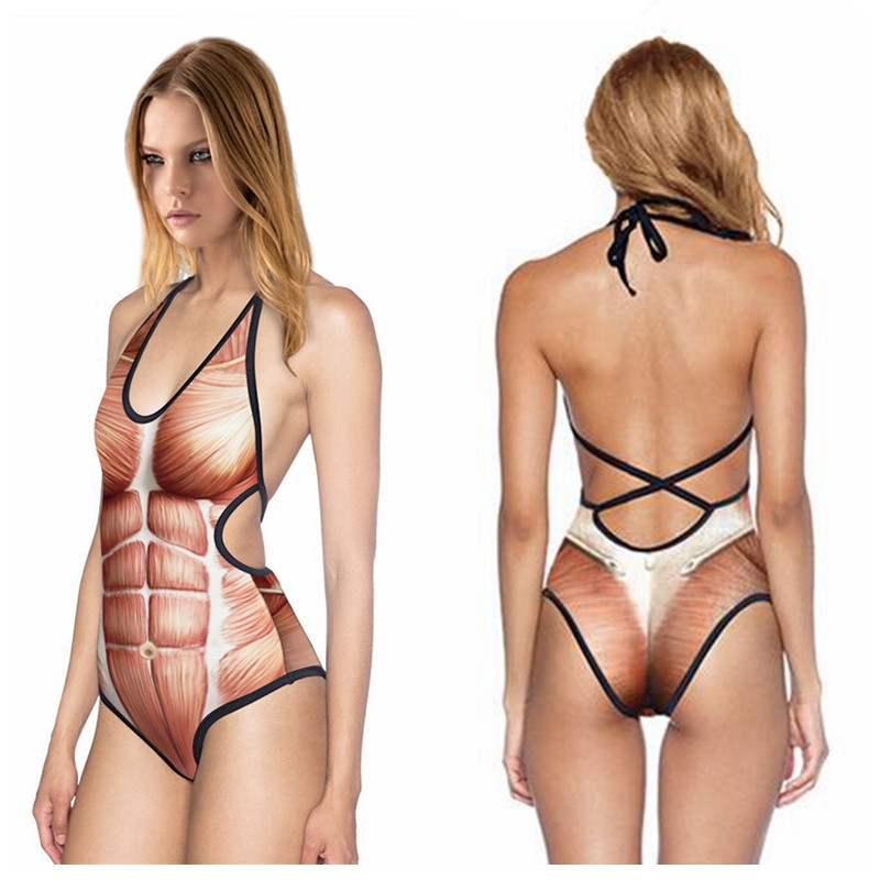 compare prices on muscle print bodysuit- online shopping/buy low, Muscles